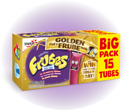 Frubes package