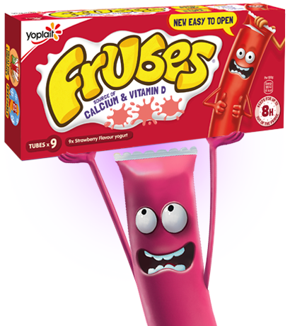 Frube character Goodness Guarantee